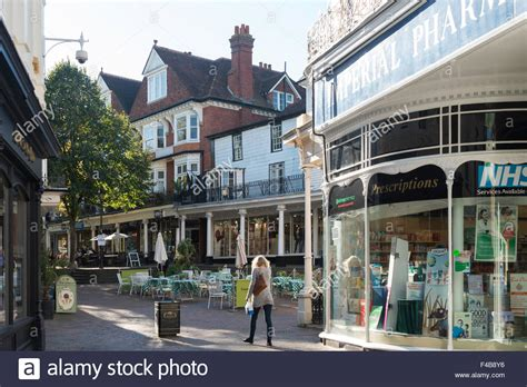 The Pantiles, Royal Tunbridge Wells, Kent, England, United