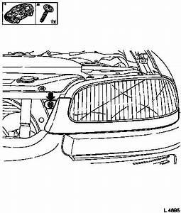 Vauxhall Workshop Manuals  U0026gt  Omega B  U0026gt  A Maintenance  Body