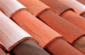 Tuile Plate Terre Cuite : tuiles en terre cuite lefur artisan ~ Melissatoandfro.com Idées de Décoration