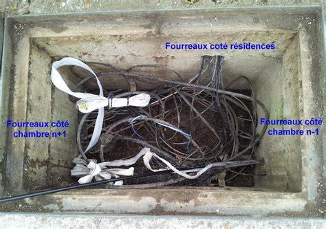 chambre de tirage fibre optique tirage ou soufflage et qu 39 équipements