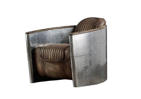canapé cuir pleine fleur latitude déco des meubles et objets qui racontent une