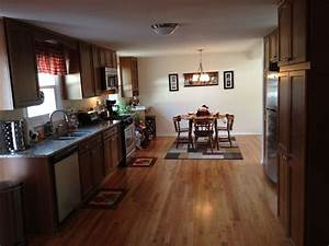 Open, Floor, Plan, Galley, -, Traditional, -, Kitchen, -, New, York