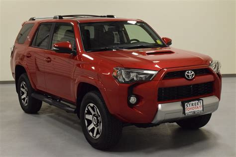 New Toyota 4runner by New 2017 Toyota 4runner For Sale In Amarillo Tx 17610