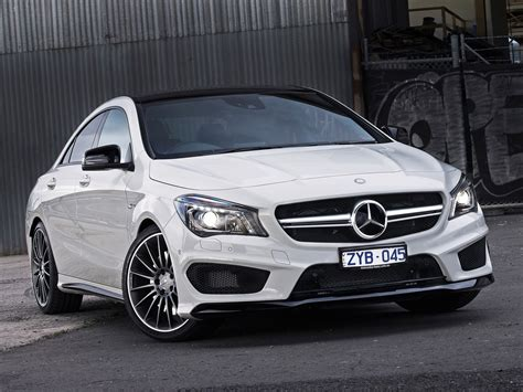 2016 mercedes benz cla class: MERCEDES BENZ CLA 45 (C117) specs - 2013, 2014, 2015, 2016 - autoevolution