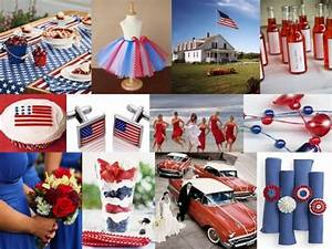 create this wedding theme july 4th picnic bbq weddingbee With fourth of july wedding ideas
