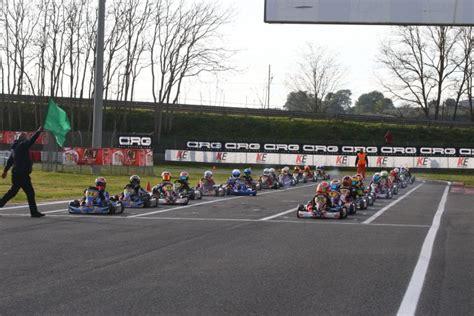 il calendario dei campionati regionali aci karting