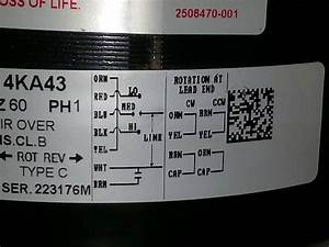 Blower Motor Wiring - Hvac