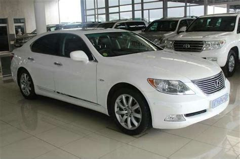lexus cars 2008 2008 lexus ls 460 cars for sale in gauteng r 319 950 on