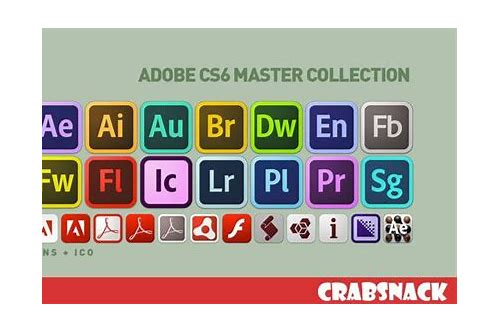adobe cs6 master collection 32 bit download