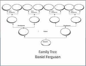family tree sample visio chart scrapbooking history With plain family tree template