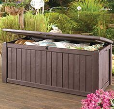keter deck box canada my garden on cat products deck box and