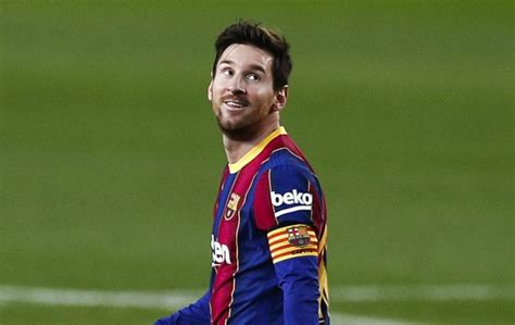 Messi was unhappy when I arrived at Barca but he is still ...