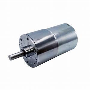 Electric, Power, Motor, High, Speed, Torque, 12v, 24v, Dc, Gear