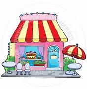 Cartoon Bakery Shop by...