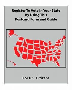 2018 Voter Registration Form - Fillable, Printable PDF ...