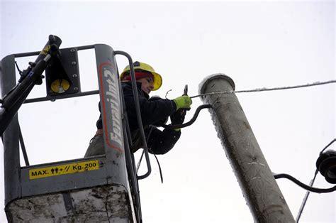 Vislielākie elektrotīkla bojājumi vēja dēļ bija Jēkabpils ...