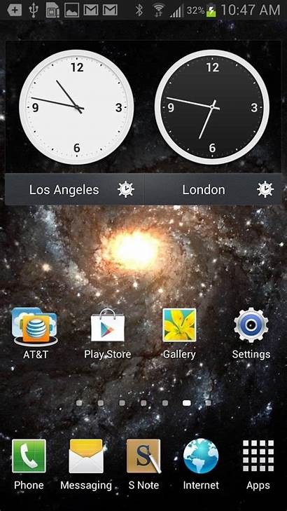 Android Wallpapers Phone Tablet Interactive Galaxy Core