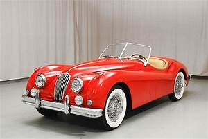 1956 Jaguar Xk140 Mc Roadster