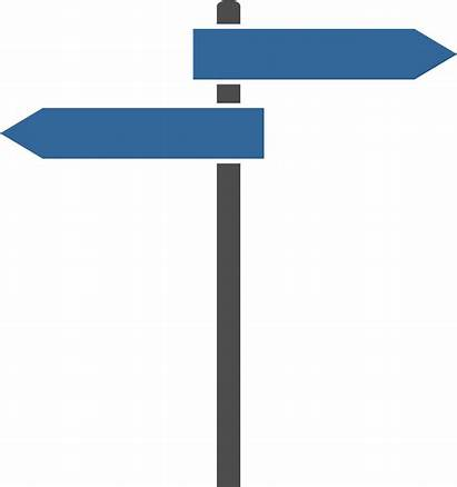 Clipart Signpost Sign Transparent Clip Street Library