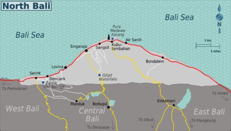 north bali wikitravel