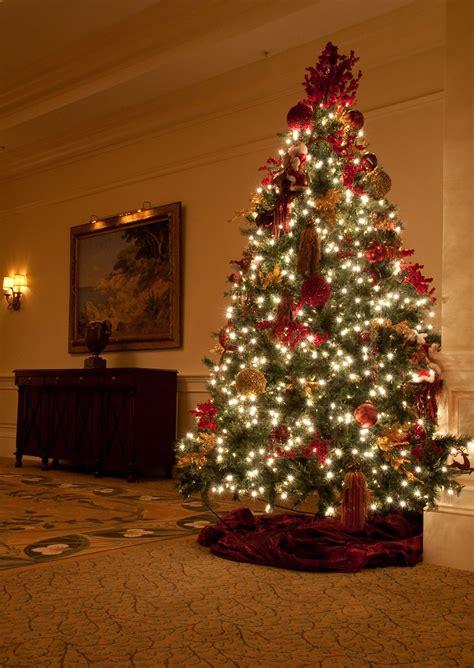 christmas tree  ritz carlton golf resort naples flo