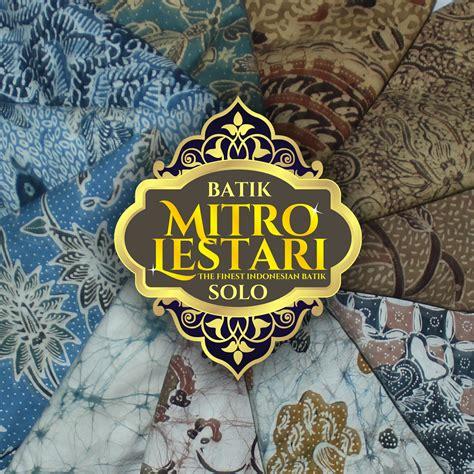 produk ukm bumn batik warna alam jual batik tulis warna alam asli motif lompongan batik mitro lestari