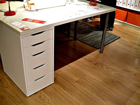 ikea under desk storage home office desk choices i think i 39 ve decided a