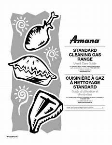Amana Agr3311 Cooker   Stove Download Manual For Free Now