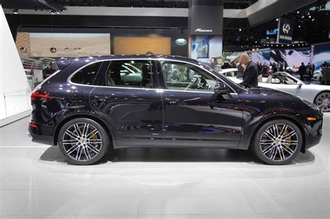2018 Porsche Cayenne Turbo S Picture 612735 Car Review