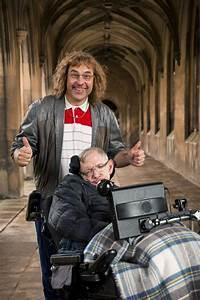 Stephen Hawking starring with David Walliams in Little ...