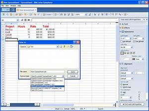 Lotus Office Suite Spreadsheet LAOBING KAISUO