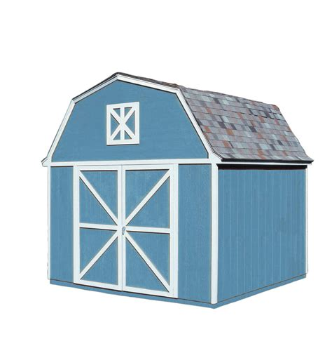 Home Depot Storage Sheds 10x12 by Handy Home Products Berkley 10x12 Storage Building Free