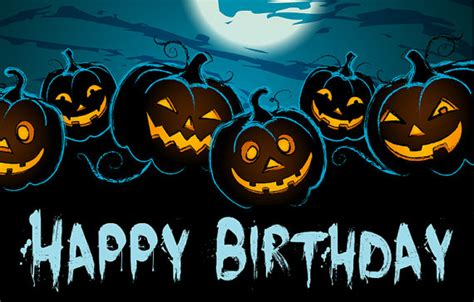 happy birthday halloween banners festival collections