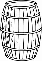 Barrel Clip Clipart Whiskey Cask sketch template