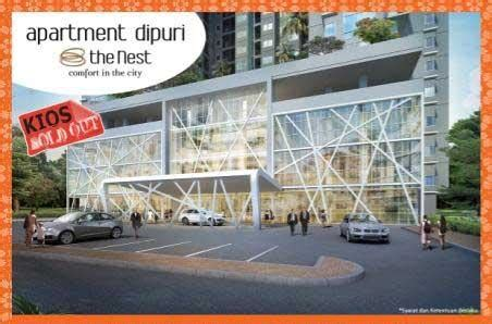Jual Harga Perdana Apartemen The Nest Puri Indah