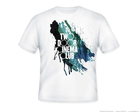 how to design a t shirt two door cinema club t shirt design by camelfox01 on
