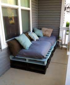 paletten sofa 39 outdoor pallet furniture ideas and diy projects for patio