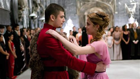 the wizarding world of harry potter may host a yule ball
