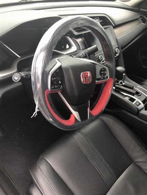 type  steering wheel install page   honda