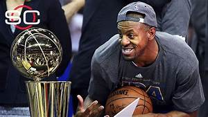 Andre Iguodala named Finals MVP after coming off bench to ...