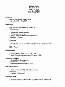 1000 images about resumes on pinterest high school resume With how to make a high school resume