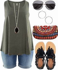 5 outfits plus size para ir a la playa   Web de la Moda