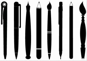 Image Gallery Pencil Silhouette