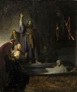 File:Rembrandt Harmensz. van Rijn - The Raising of Lazarus ...
