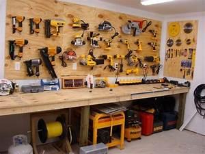 Garage Workshop Ideas | Go Back > Gallery For > Garage ...