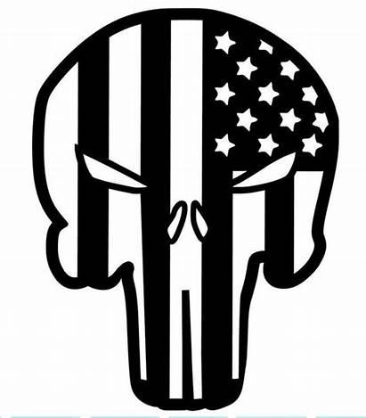 Skull Flag Svg Silhouette Cutting Cameo Vinyl