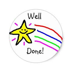 wedding paper well done stickers zazzle