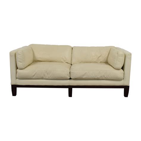 off white leather sofa set off white leather sofa modern off white leather sofa set