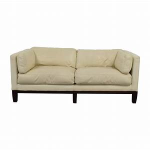 off white leather sofa modern off white leather sofa set With off white sofa bed