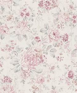 Vintage Tapete Blumen : vliestapete rasch blumen vintage cremewei rosa 516029 blumen vintage cremewei und rosa ~ Sanjose-hotels-ca.com Haus und Dekorationen